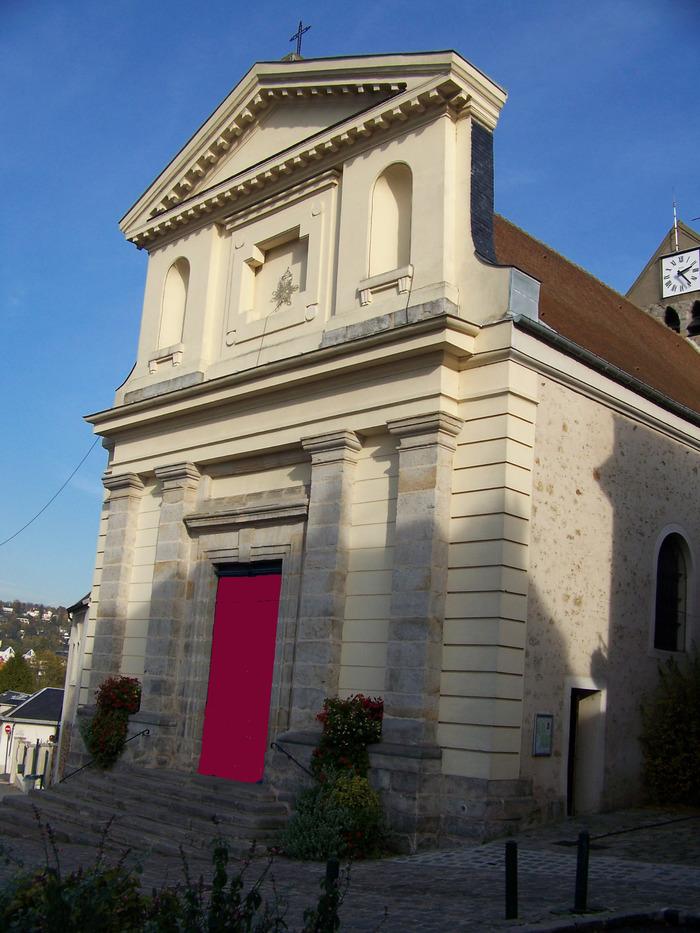 Journées du patrimoine 2018 - Visite guidée de l'église d'Orsay
