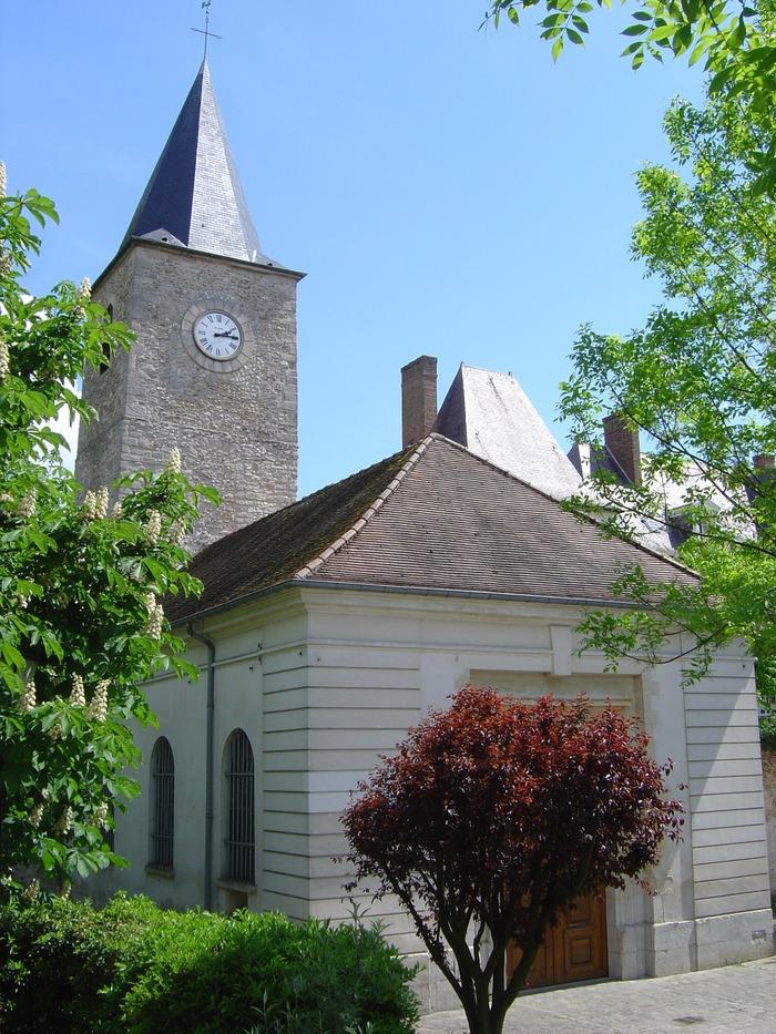 Journées du patrimoine 2018 - Visite guidée de l'église de Bailly (XIII ème siècle)