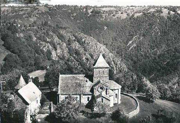Journées du patrimoine 2017 - Visite guidée de l'église de Brageac