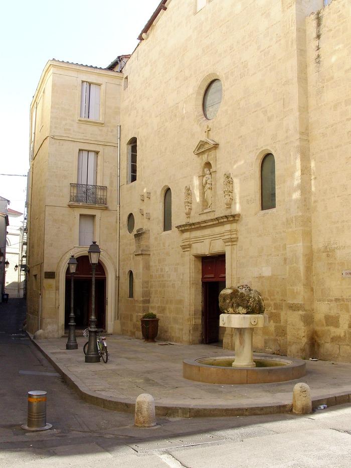 Journées du patrimoine 2018 - Visite guidée de l'église, de la sacristie, du réfectoire