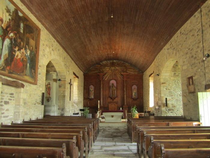 Journées du patrimoine 2018 - Visite guidée de l'église de Lescouët