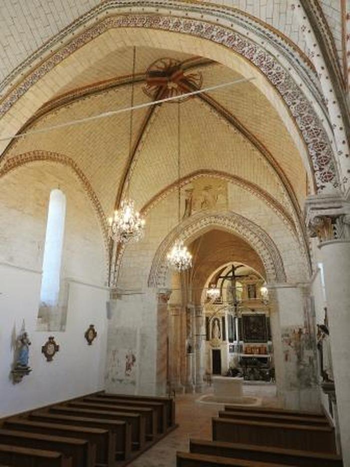 Journées du patrimoine 2018 - Visite guidée de l'église de Pontigné à 15h