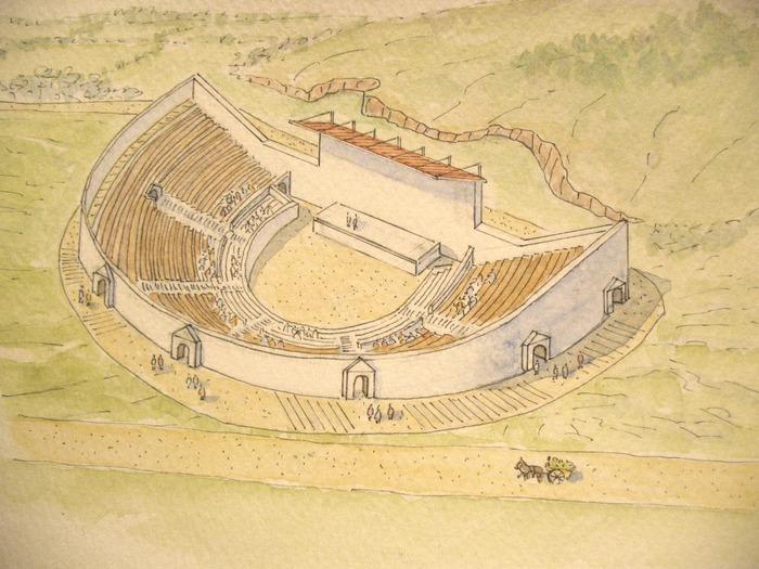 Journées du patrimoine 2018 - Actualité archéologique de la cité antique d'Alauna (Valognes) avec Laurence Jeanne