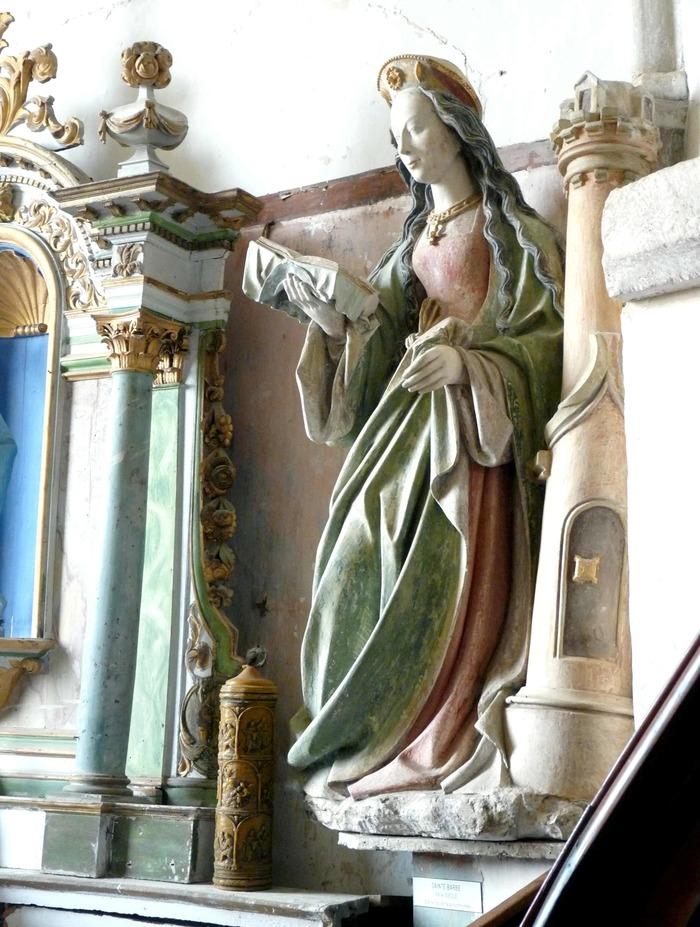 Journées du patrimoine 2018 - Visite guidée de l'église de Sainte-Colombe, par le Pays d'art et d'histoire du Clos du Cotentin