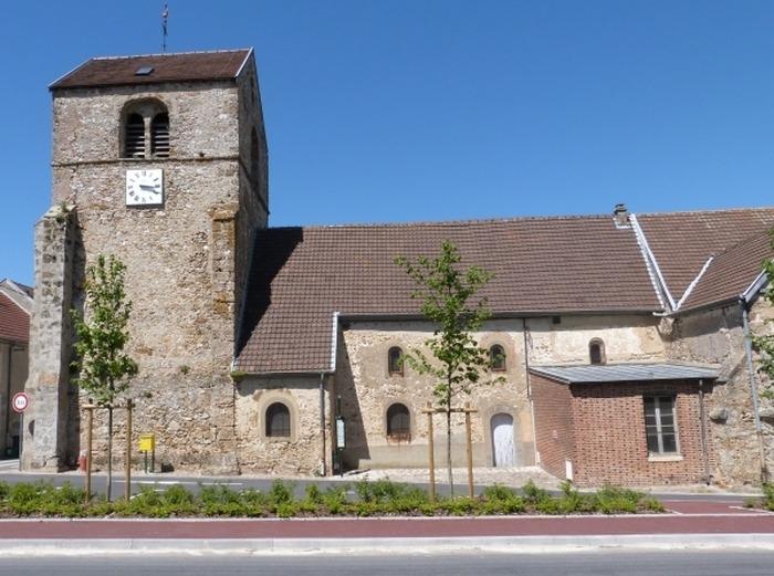 Journées du patrimoine 2018 - Découverte de l'église de Vinay