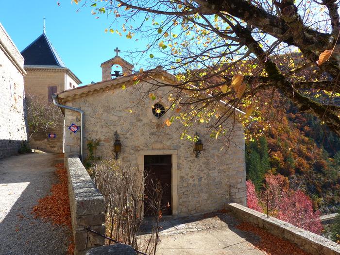 Journées du patrimoine 2018 - Visite commentée de l'église du village d'Aulan.