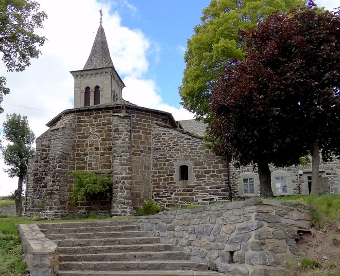 Journées du patrimoine 2018 - Visite commentée de l'église du XIIe siècle.