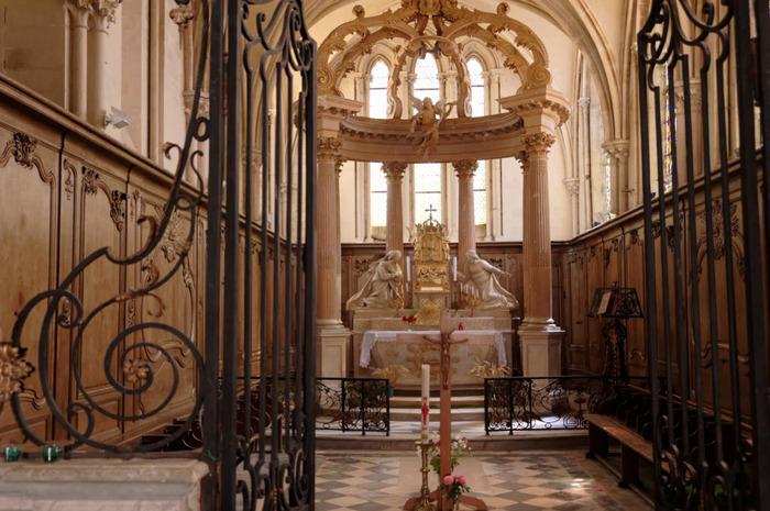 Journées du patrimoine 2018 - Visite guidée de l'église Notre-Dame et Sainte-Anne