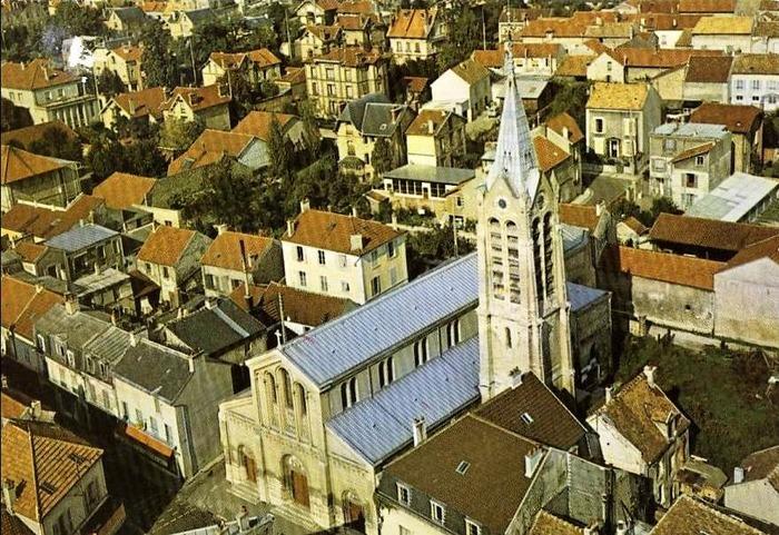 Journées du patrimoine 2018 - Visite guidée de l'église et de sa crypte impériale