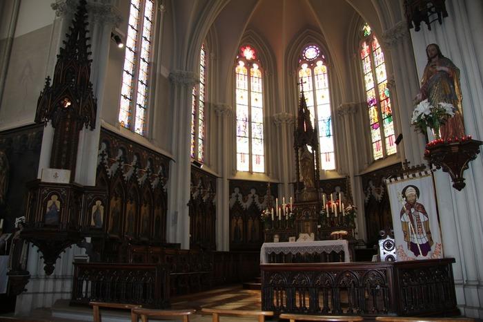 Journées du patrimoine 2018 - Eglise Marie-Immaculée