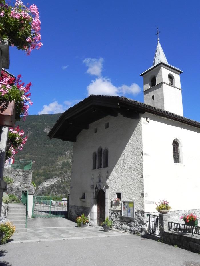 Journées du patrimoine 2018 - Visite commentée de l'église Notre-Dame de l'Assomption.