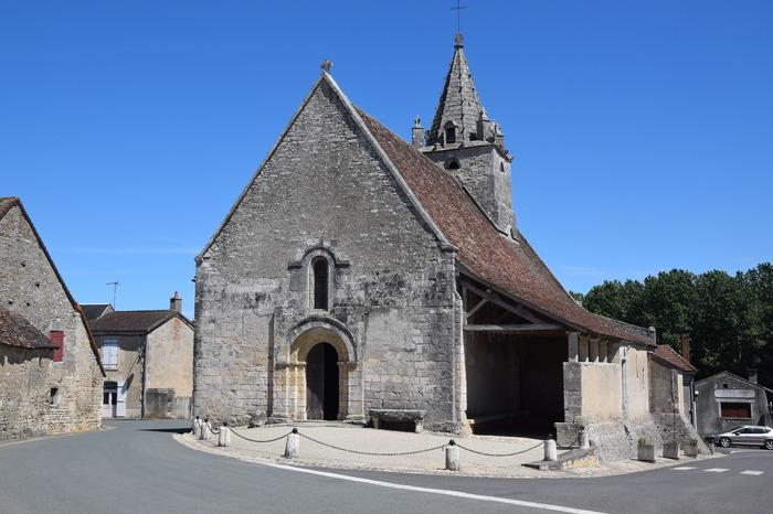 Journées du patrimoine 2018 - Visite guidée de l'église Notre-Dame d'Antigny