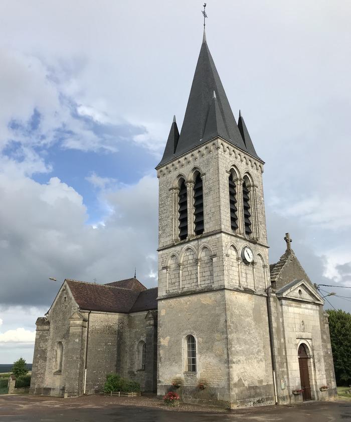 Journées du patrimoine 2018 - Visite libre de l'église Notre-Dame de Villon
