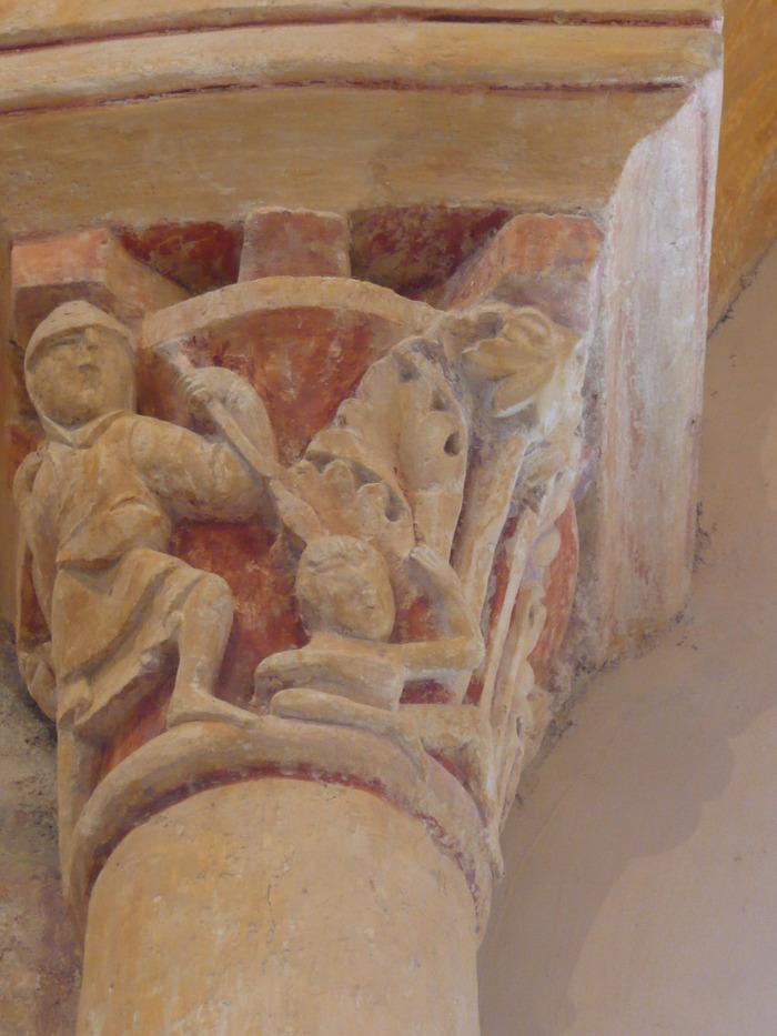 Journées du patrimoine 2018 - Visite guidée de l'église romane Saint-Martin de Bey.