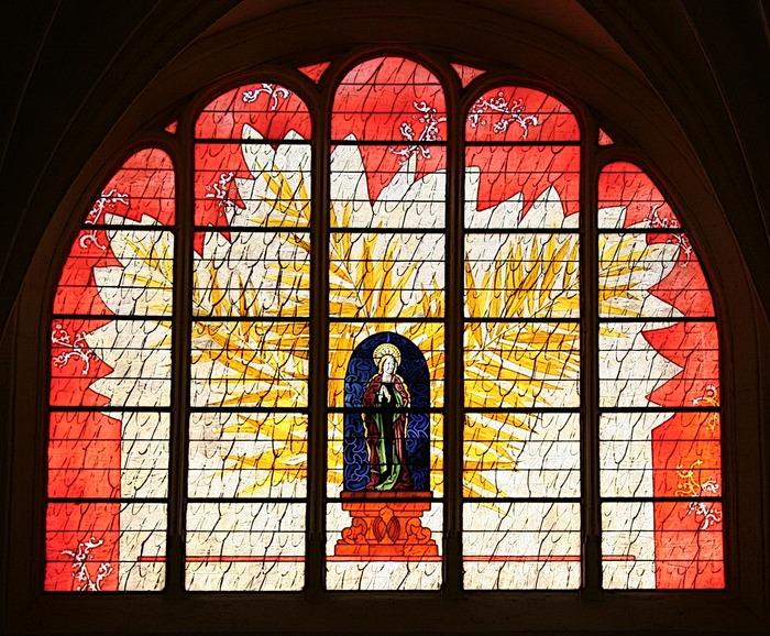 Journées du patrimoine 2018 - Visite guidée de l'église Saint-Ayoul