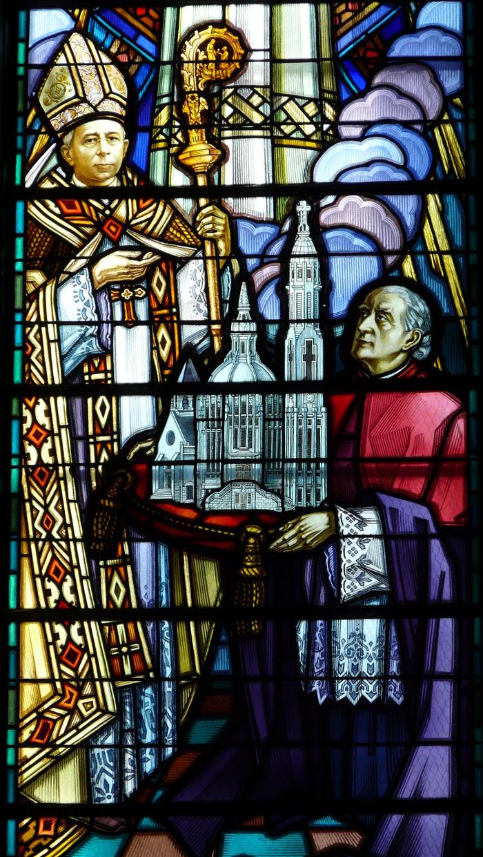 Journées du patrimoine 2018 - Visite commentée de l'église Saint-Blaise.