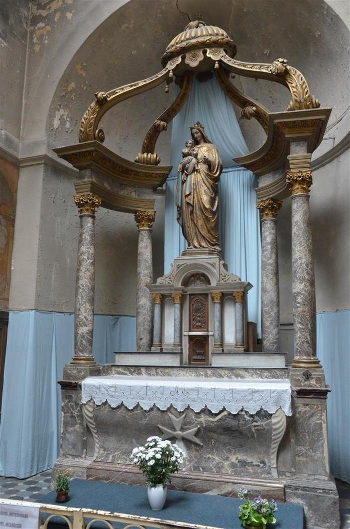 Journées du patrimoine 2018 - L'église Saint-Charles