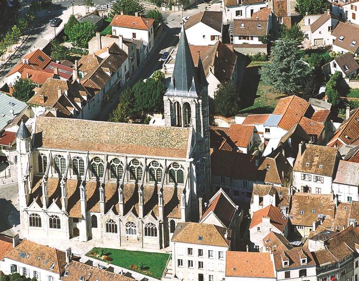 Journées du patrimoine 2018 - Visite guidée de l'église Saint-Étienne