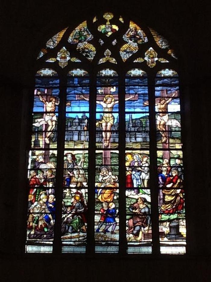 Journées du patrimoine 2018 - Visite guidée de l'église Saint-Etienne