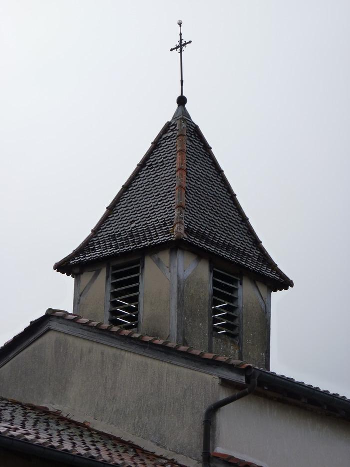 Journées du patrimoine 2018 - Visite commentée de l'église de Saint-Georges-sur-Renon