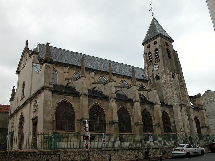 Journées du patrimoine 2018 - Visite guidée de l'Eglise Saint Germain