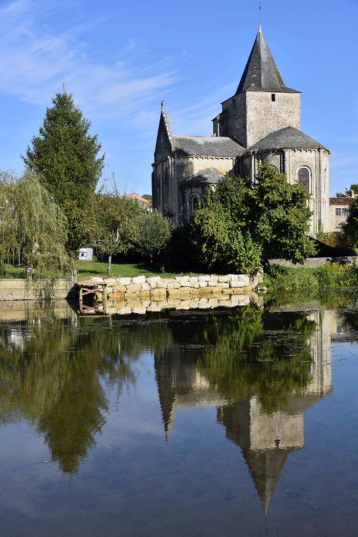 Journées du patrimoine 2018 - Visite guidée de l'église Saint-Jean-Baptiste à Jazeneuil