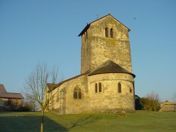 Journées du patrimoine 2018 - Visite guidée de l'église Saint-Jean-Baptiste de Laviéville