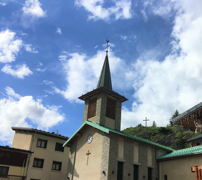 Journées du patrimoine 2018 - Visite guidée de l'église saint Jean-Baptiste.