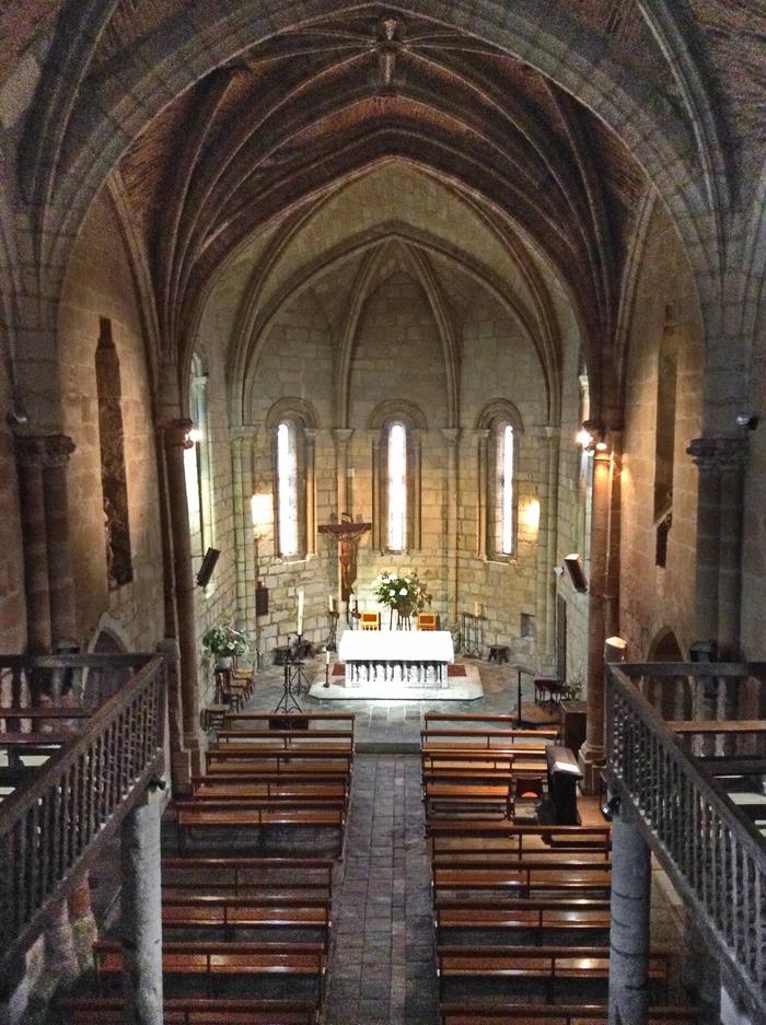 Journées du patrimoine 2018 - Visite guidée de l'église Saint Jean-Baptiste du XIIIe siècle