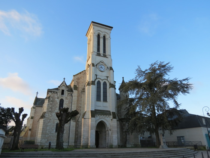 Journées du patrimoine 2018 - Visite guidée de l'église Saint-Jean l'Évangéliste à Châtellerault
