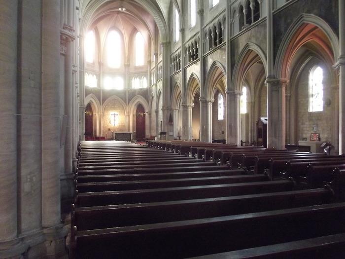 Journées du patrimoine 2018 - Visite guidée de l'église Saint Joseph Artisan