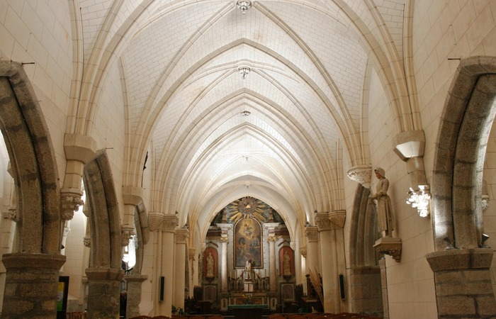 Journées du patrimoine 2018 - Visite guidée de l'église Saint Laurent de Tocqueville