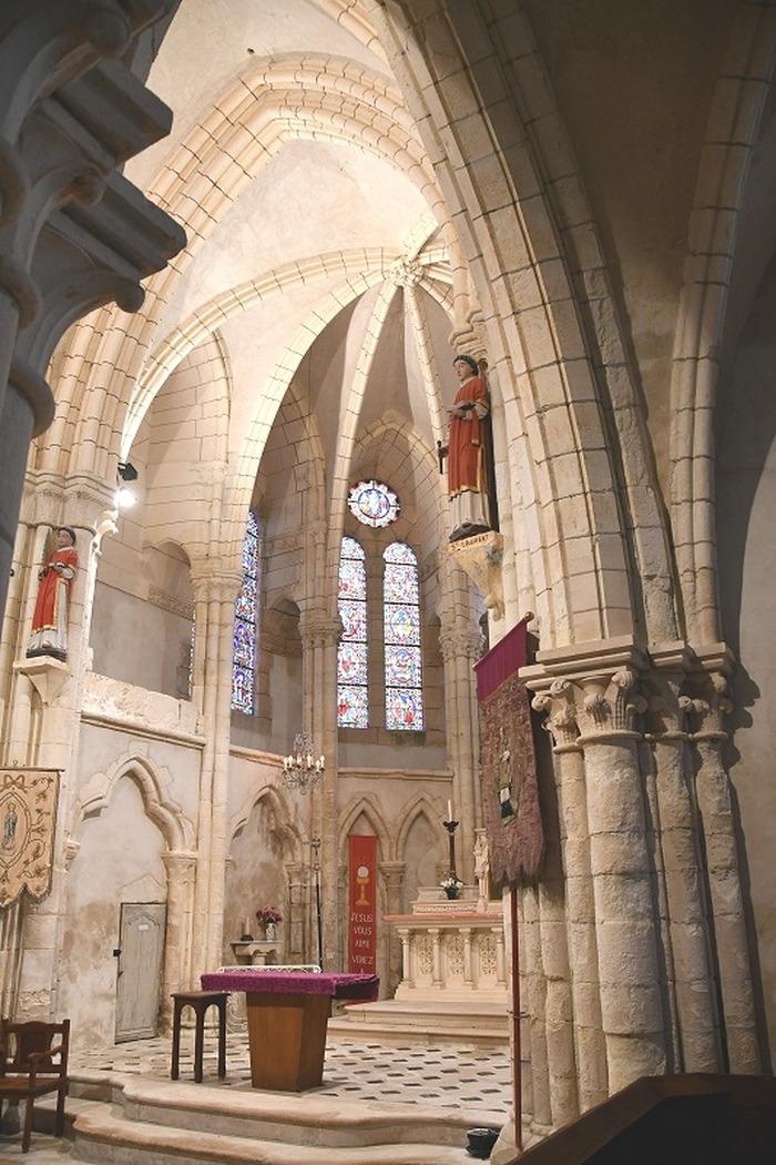 Journées du patrimoine 2018 - Visite guidée de l'église Saint-Laurent