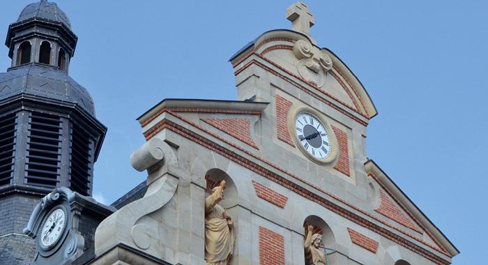 Journées du patrimoine 2018 - Visite guidée de l'église Saint-Louis