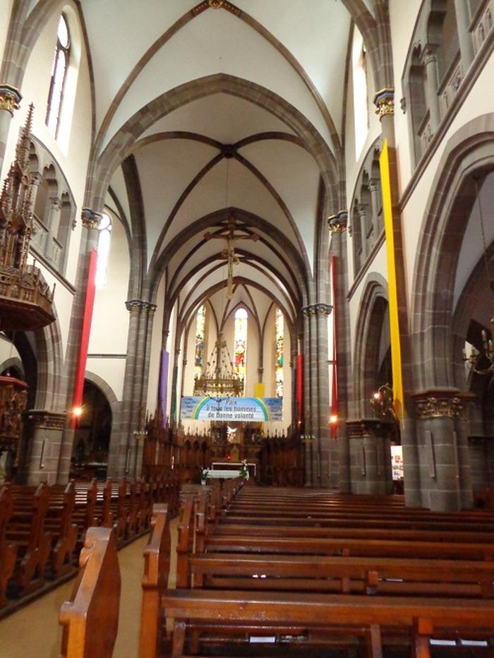 Journées du patrimoine 2018 - Découverte de l'église Saint-Maurice