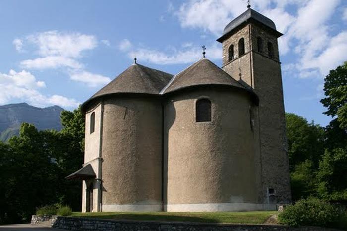 Journées du patrimoine 2018 - Visite commentée de L'église Saint-Maurice.
