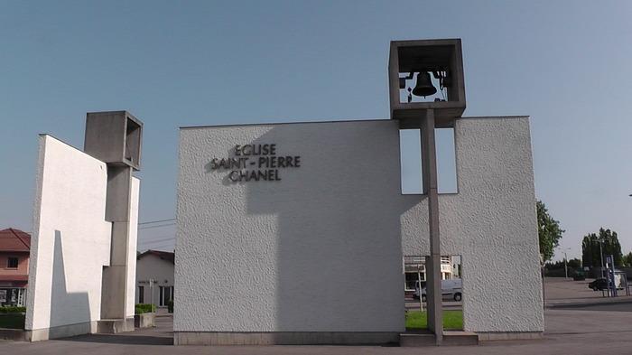 Journées du patrimoine 2018 - Visite commentée de l'église Saint-Pierre Chanel.