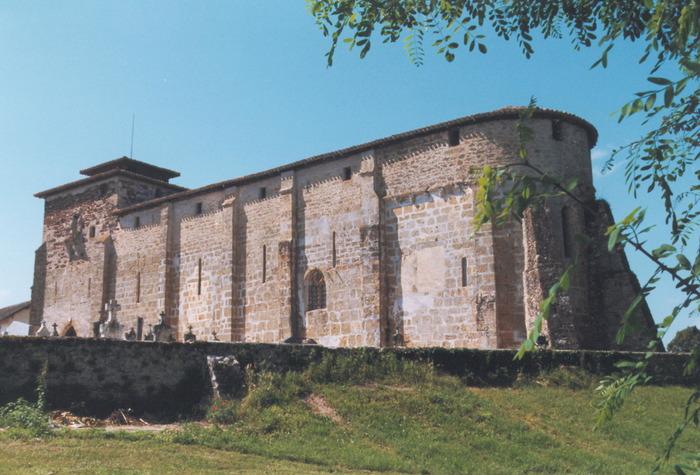 Journées du patrimoine 2018 - Visite guidée de l'église Saint-Pierre de Lesgor