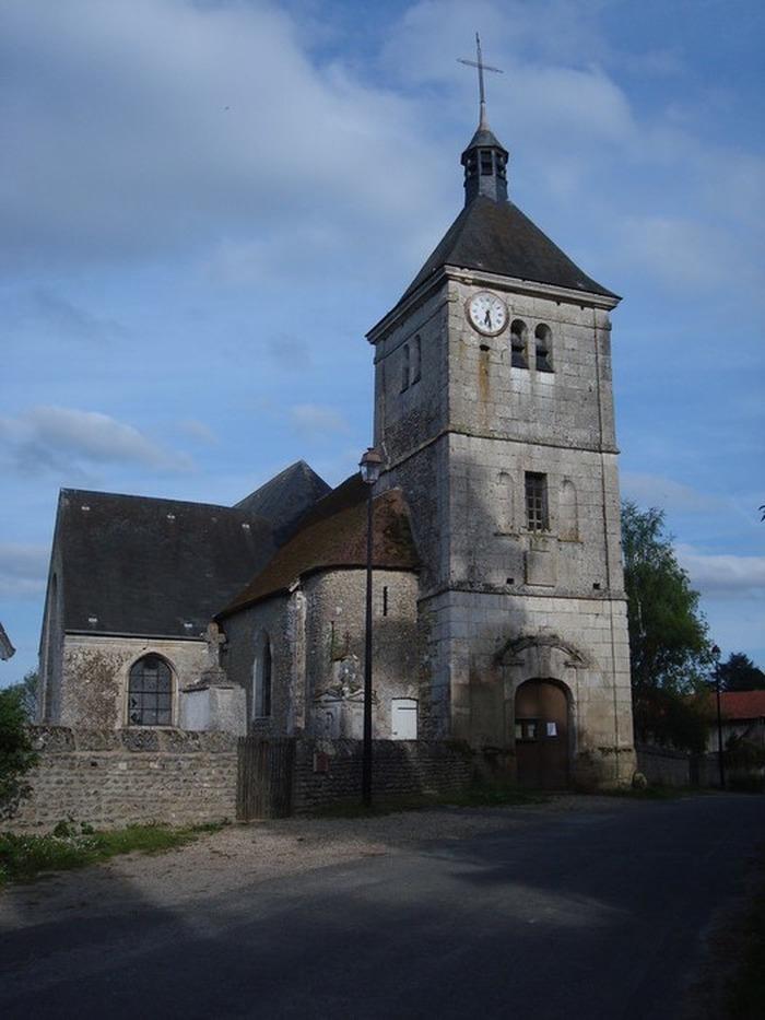 Journées du patrimoine 2018 - Visite guidée de l'église Saint-Pierre-Saint-Paul