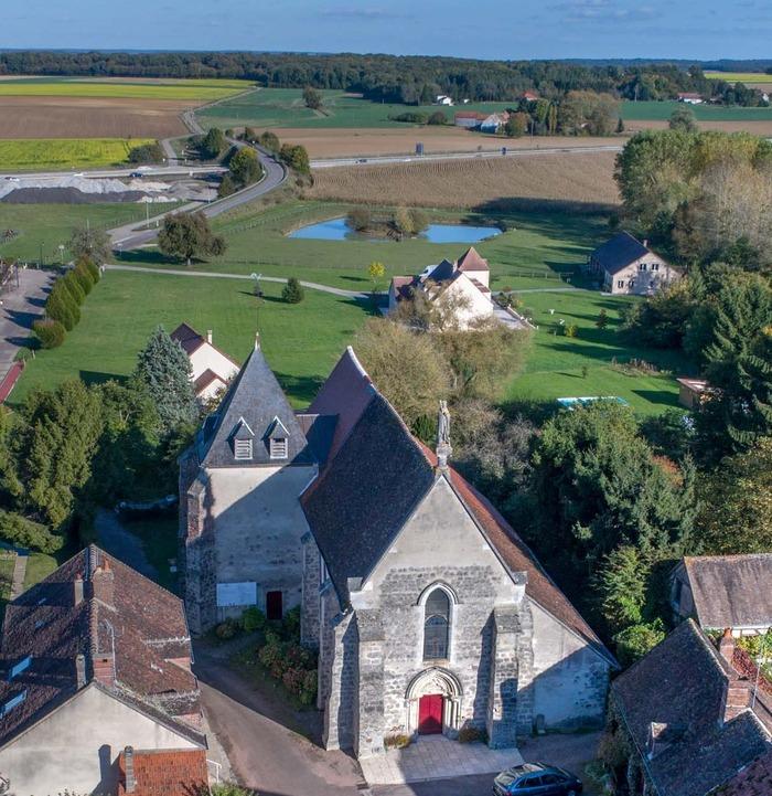 Journées du patrimoine 2018 - Visite guidée de l'Église Sainte-Alpais de Cudot
