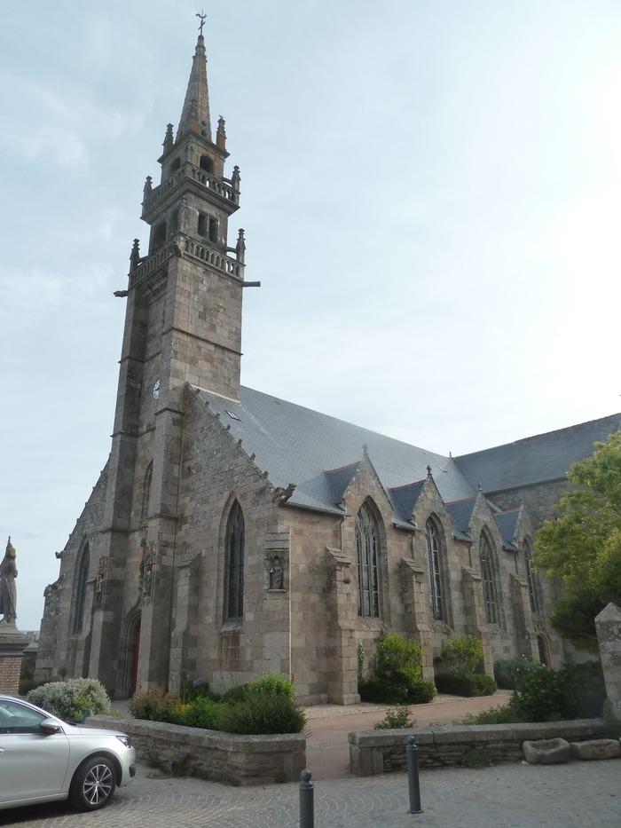 Journées du patrimoine 2018 - Visite guidée de l'église Sainte-Croix du Conquet