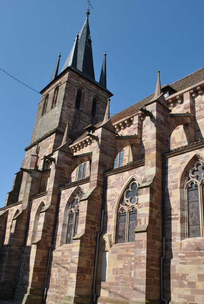 Journées du patrimoine 2018 - Visite guidée de l'église Sainte-Libaire