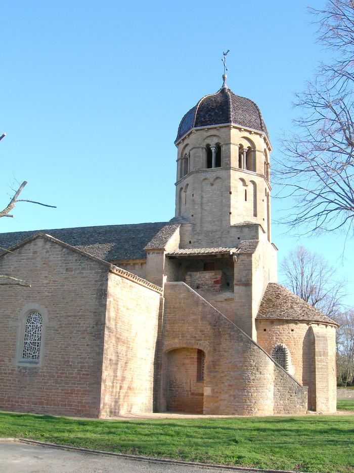 Journées du patrimoine 2020 - Visite guidée de l'Église Sainte-Madeleine