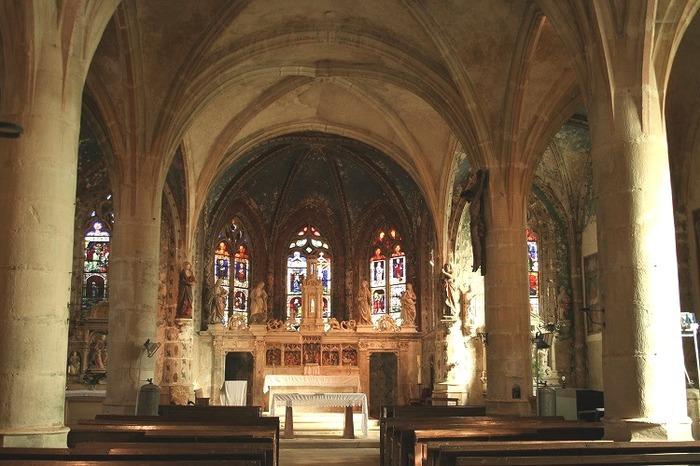 Journées du patrimoine 2018 - Visite guidée de l'église Sainte-Marie-Madeleine