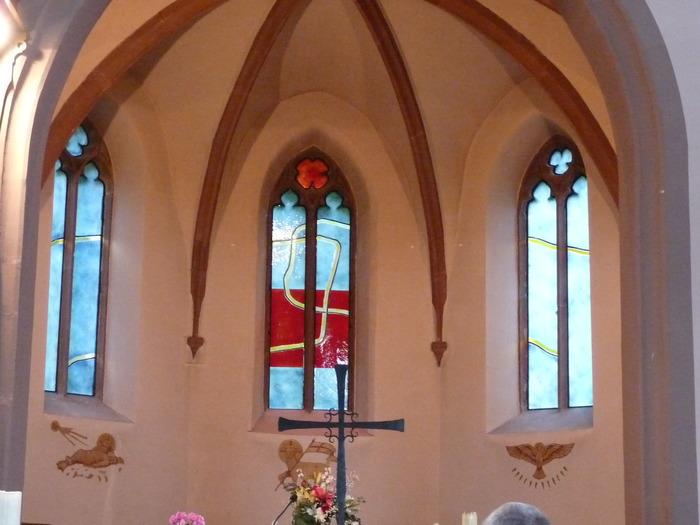 Journées du patrimoine 2018 - Visite guidée de l'église simultanée
