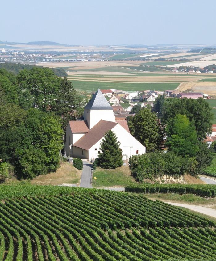 Journées du patrimoine 2018 - Visite guidée de l'église Saint-Crespin - Saint-Crespinien