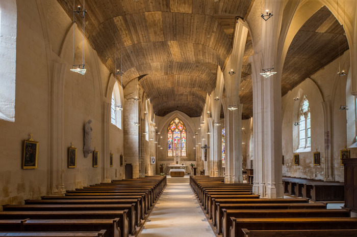 Journées du patrimoine 2018 - Visite guidée de l'église St Hilaire