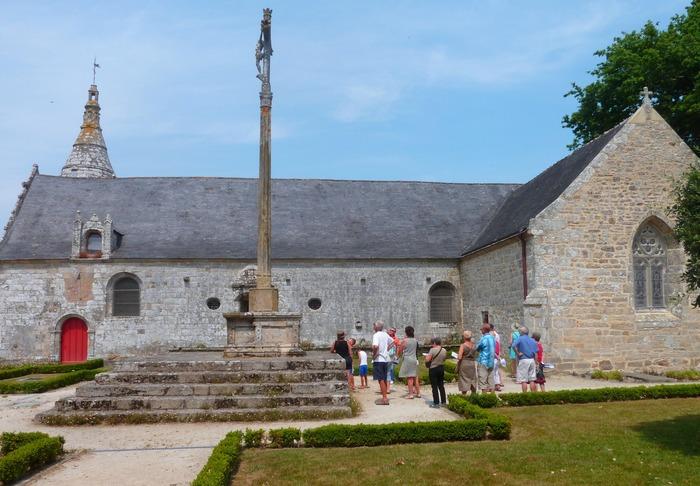 Journées du patrimoine 2018 - Visite guidée de l'église St Jean Baptiste - Le Guerno