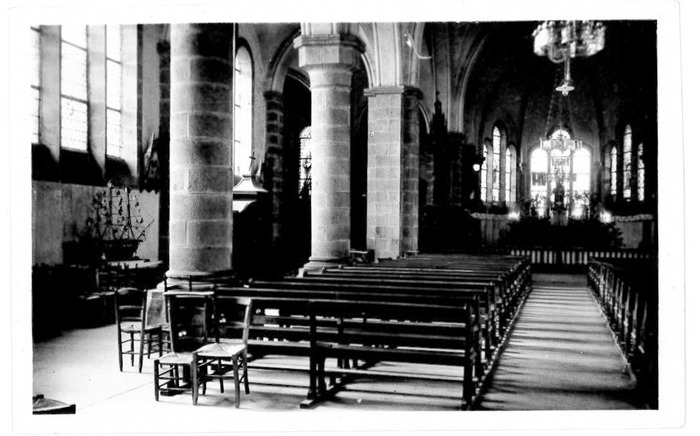 Journées du patrimoine 2018 - Visite guidée de l'église St Patern à Séné, et de son clocher