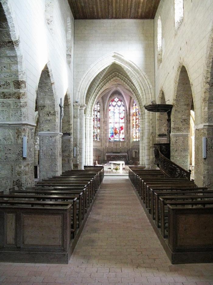 Journées du patrimoine 2018 - Visite guidée de l'église Saint-Pierre – Saint-Paul
